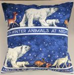 Cushion Cover in Emma Bridgewater Winter Animals 16""